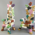 Decorative Chair (陶椅子)